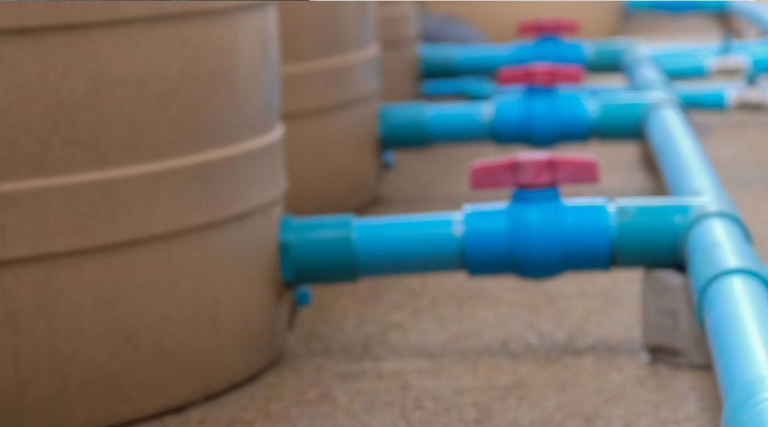 ¿Es seguro montar un tanque de agua en un apartamento, casa u oficina?